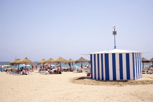Valencia Ciudad Playas