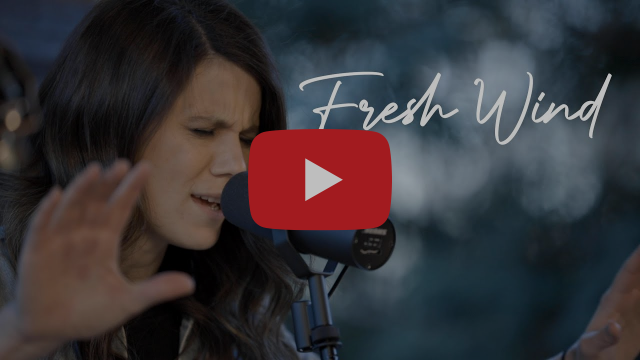 """""""Fresh Wind"""" By Hillsong Worship a cover by Christ Community Worship"""