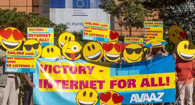 Η ουδετερότητα του Διαδικτύου στην ΕΕ