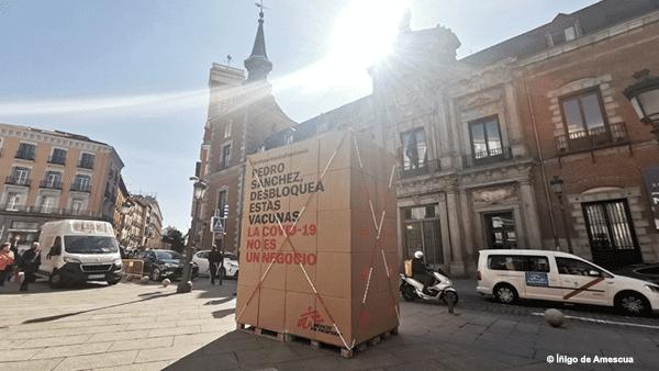 Accion Cajas Madrid