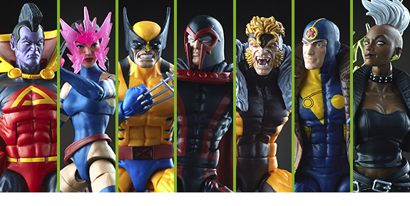 X-MEN MARVEL LEGENDS