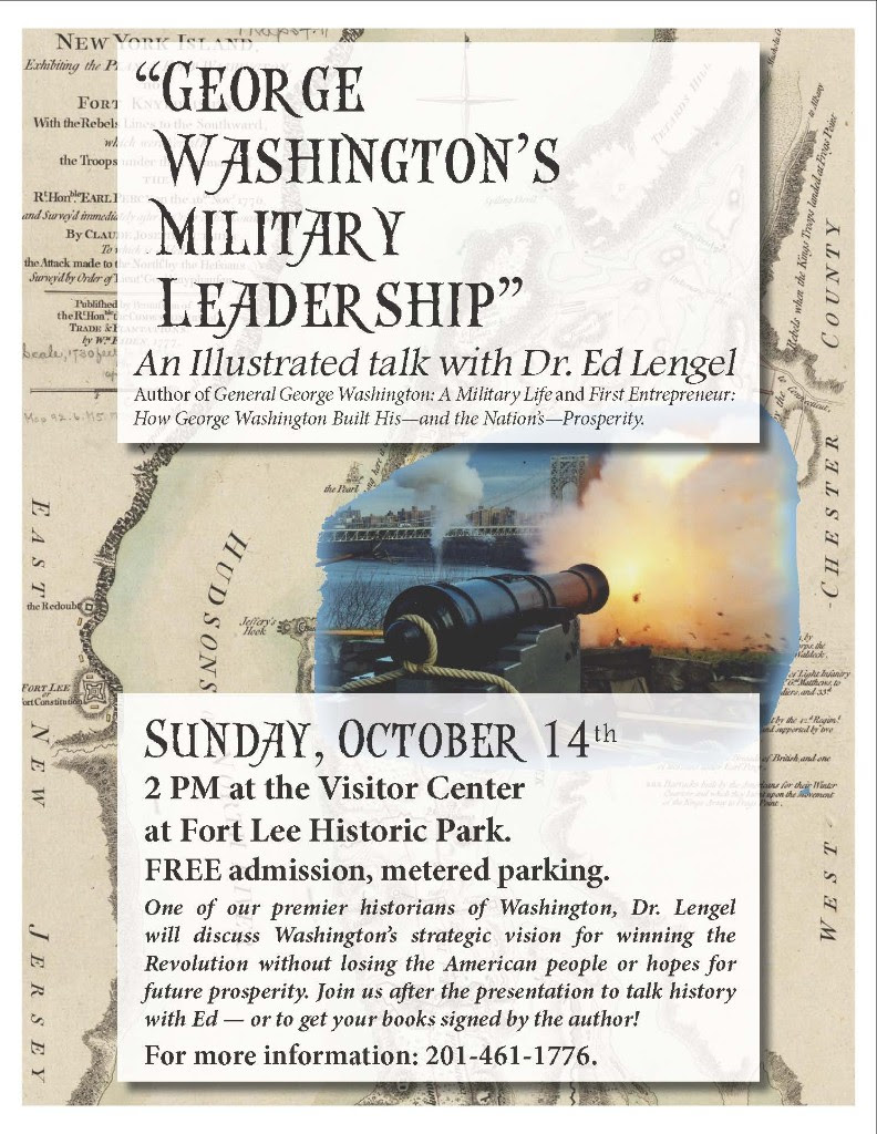 George Washington's Military Leadership flyer (pdf)