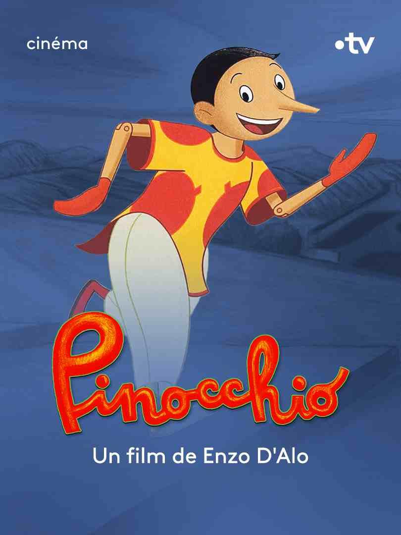 Pinocchio d'Enzo D'Alo