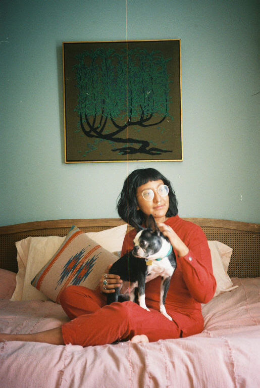 Image of artist Jenny Scales
