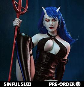 Sinful Suzi 1/6 Scale Figure