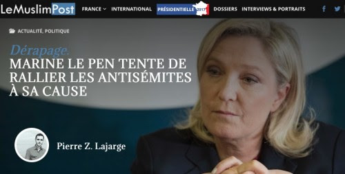 Point Godwin Marine Le Pen