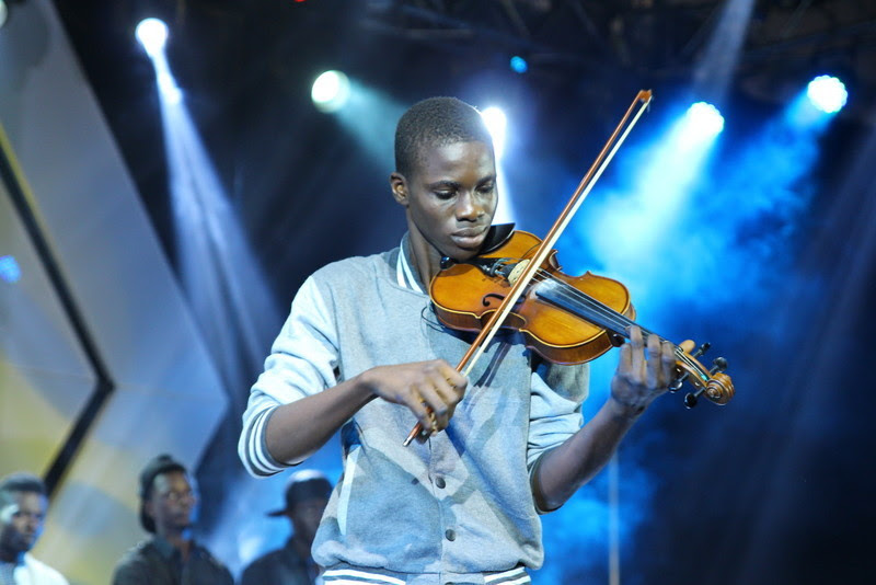 Winning Talent Violin - Chiboke