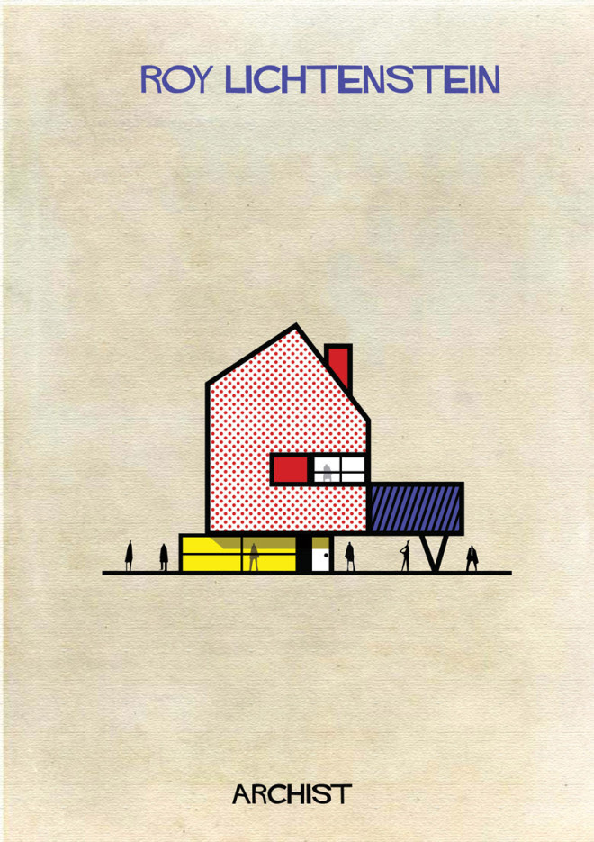 arquitectura pop art