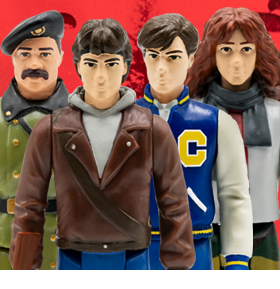 Red Dawn ReAction Two-Packs