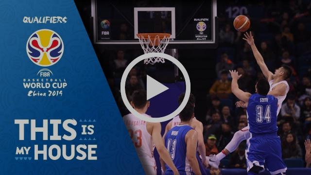China v Hong Kong - Highlights - FIBA Basketball World Cup 2019 - Asian Qualifiers