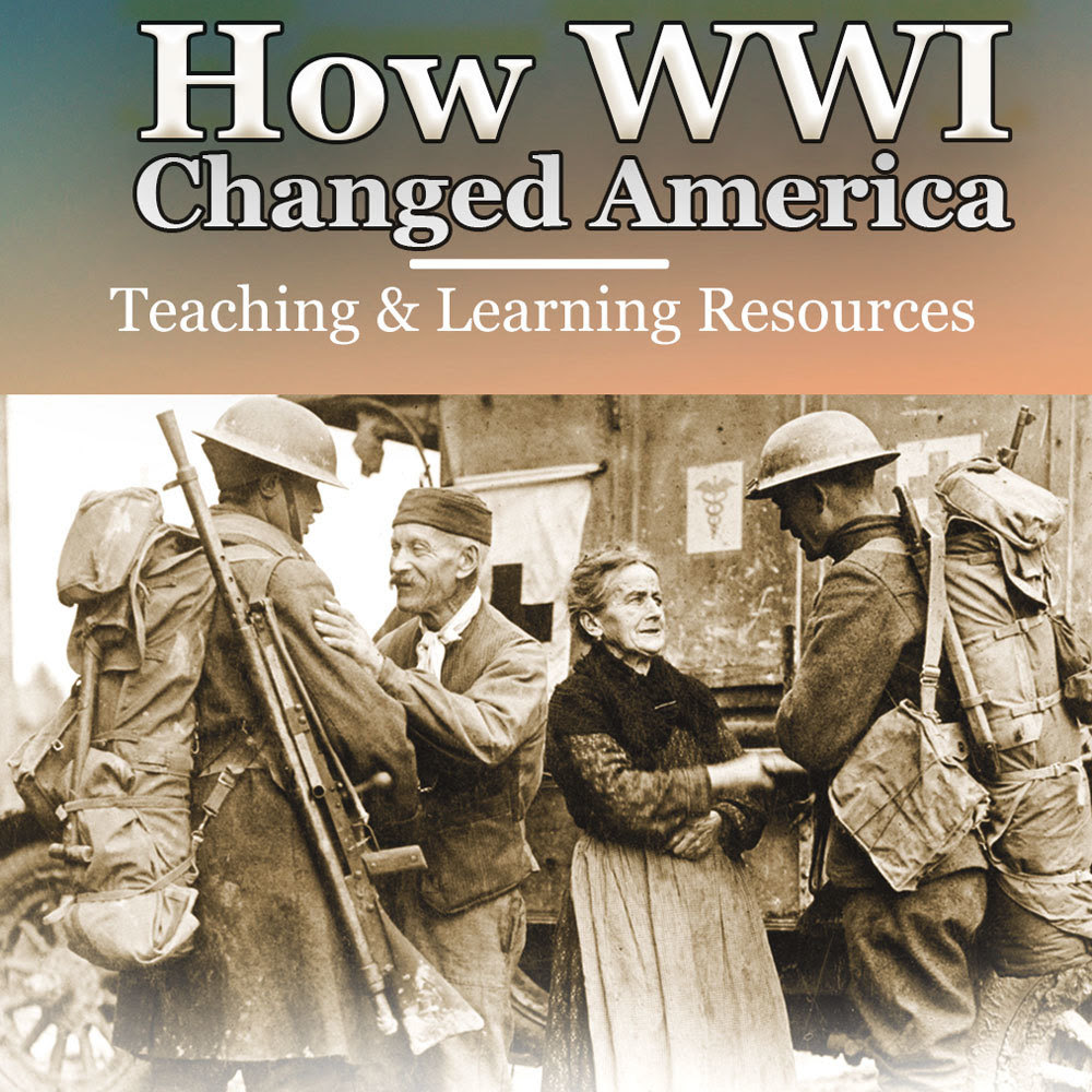 How WWI Changed American Teaching and Learning Resources - large