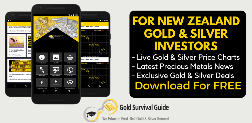 Gold Survival Guide Android App