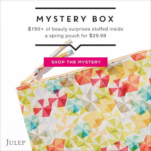May Mystery Box from Julep Maven
