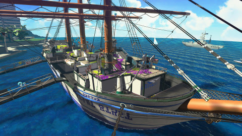 In Splatoon 2 news, Nintendo detailed new free content coming to the game soon: Manta Maria joins th ...