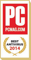 Bitdefender - PC Mag Best Antivirus