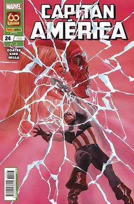 Capitán América Vol. 8 (2011-) (Grapa) #123/24