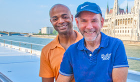 RSVP Zürich to Amsterdam Pride River Cruise