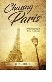 Chasing Paris by Jen Carter