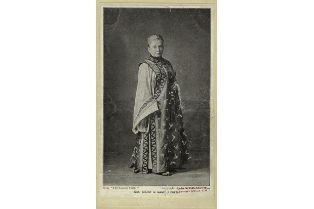 Isabella Bird. (Photo by New York Public Library Digital Collections)