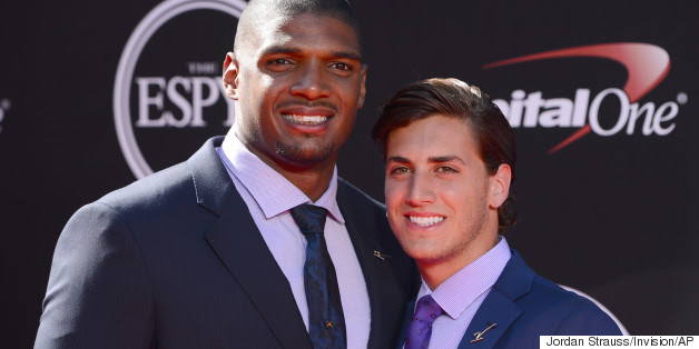 Michael Sam Was 'Pretty Damn Sure' He 'Didn't Like Girls' After His First Time With Another Man