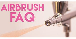 Airbrush Cleaning FAQ