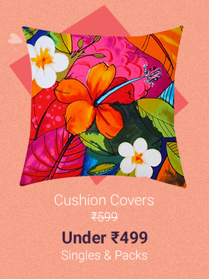 Cushion Covers under Rs.499