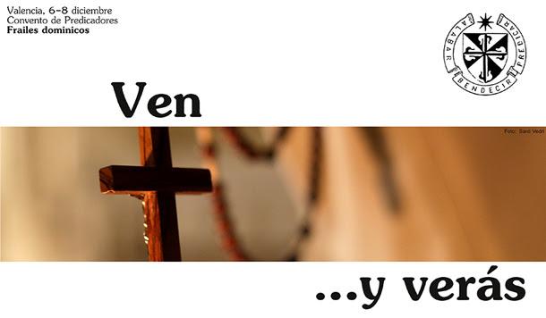 Convivencia vocacional dominicos Ven y Verás en Valencia