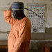 A judge in Bauchi, in mostly Muslim northern Nigeria, re-enacted the lashing of a man convicted of homosexuality.