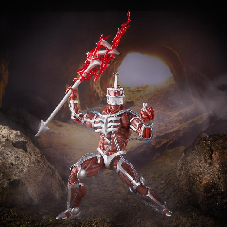 Image of Mighty Morphin Power Rangers Lightning Collection Lord Zedd