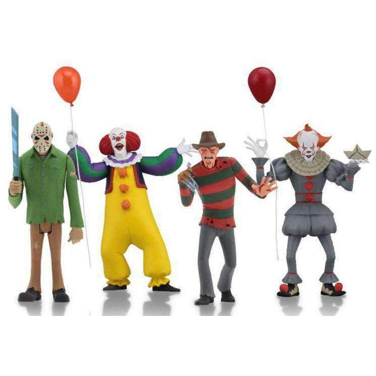 "Image of Toony Terrors - 6"" Scale Action Figure Set of 4"