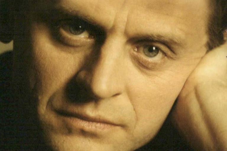 Photo of Mikhail Baryshnikov.