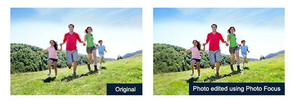 InPixio Photo Focus Edited Photos