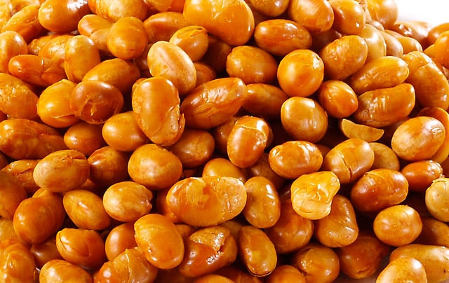 roasted soybeans nuts.com top 10 heart healthy products