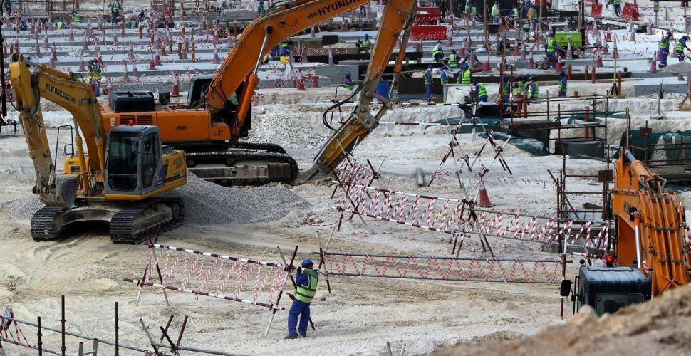 World Cup 2022: Qatar's Workers Treated Like Slaves