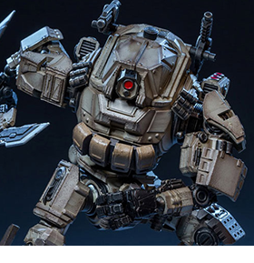 Dark Source Zeus Machine Armor (GII) 1/24 Scale Figure