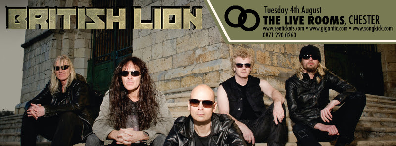 British Lion @ Live Rooms, Chester