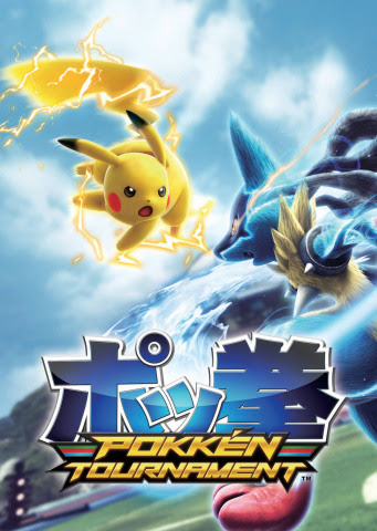 Pokkén Tournament brings high-definition game play and over-the-top action to never-before-seen batt ...