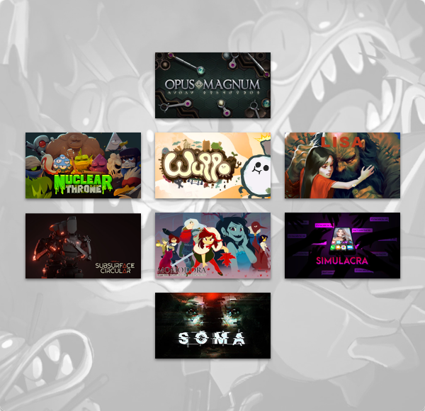 Humble Overwhelmingly Positive Bundle 2