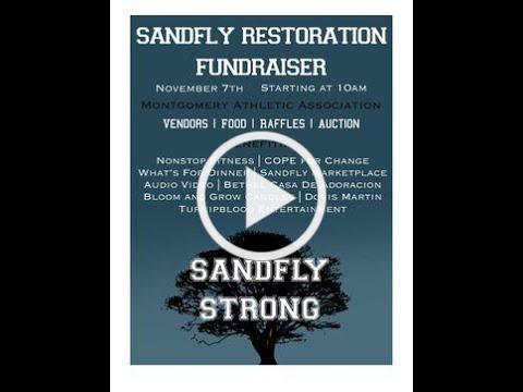 Nine Sandfly Businesses Destroyed by Fire Plan Nov 7 Fundraiser