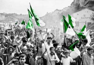 Histoire : Guerre de libération nationale : Le sacrifice des ...