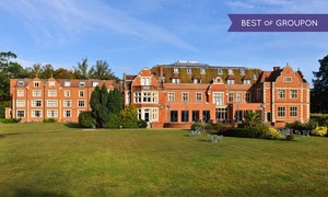 4* Windsor Stay with Spa access