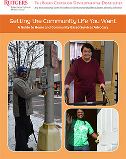 Getting the Community Life You Want cover