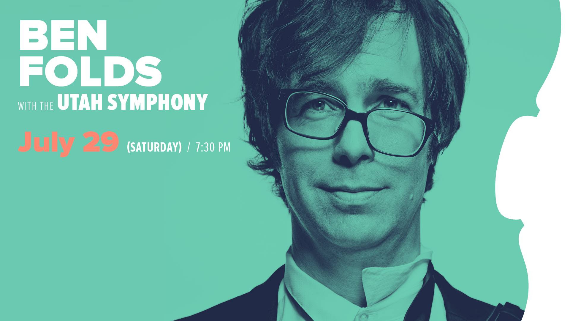 Ben Folds with the Utah Symphony