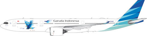 11588 | Phoenix 1:400 | Airbus A330-900neo Garuda Indonesia PK-GHE | is due: January 2020