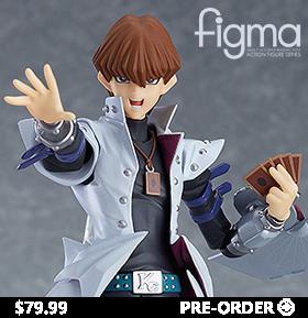 YU-GI-OH! FIGMA NO.372 SETO KAIBA