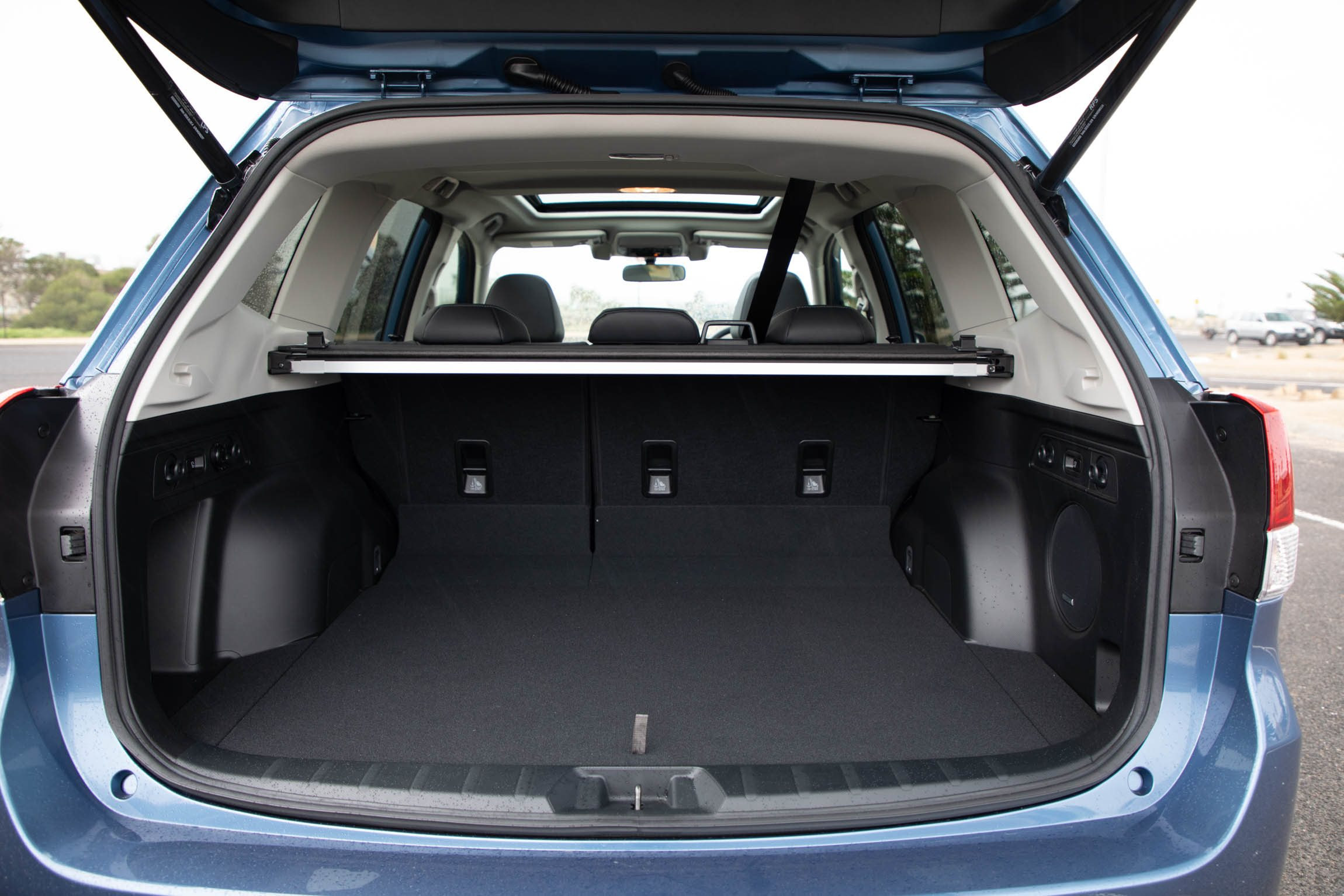 Subaru Forester 2.0i-s boot