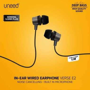 UNEED In-Ear Earphone / Headphone / Headset with Microphone - UEP121