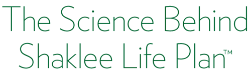 The science behind shaklee life plan