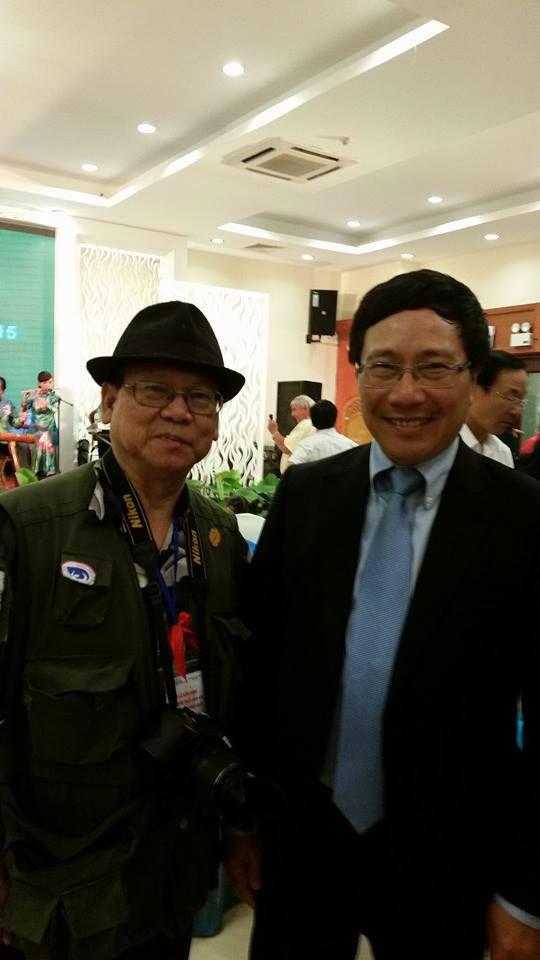 Việt kiều, hòa hợp dân tộc, Nguyễn Phương Hùng,Lê Quốc Hùng, Thứ trưởng Ngoại giao, Nguyễn Thanh Sơn