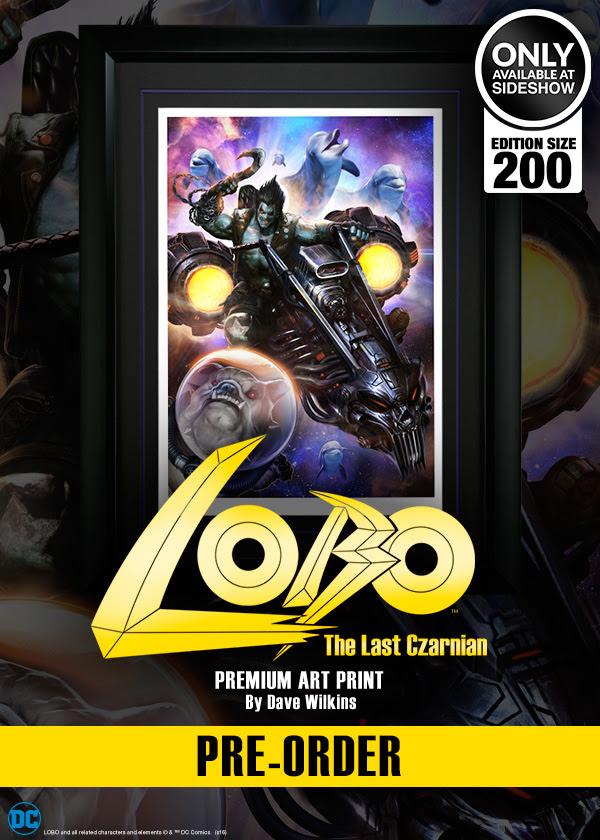 Lobo Print